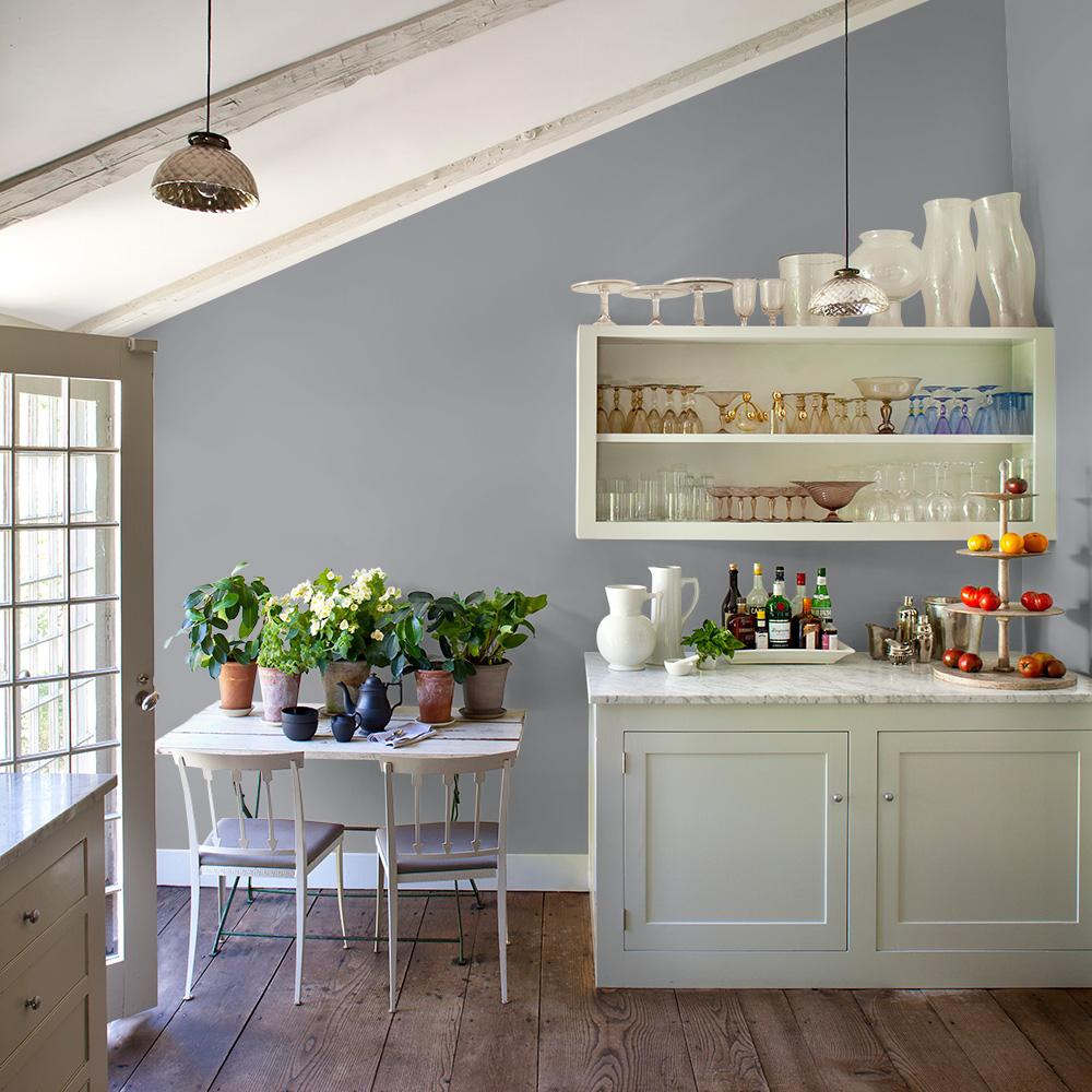Ppg Timeless 8 Oz Hdppg1n16 West Coast Grey Eggshell Interior Exterior Paint Sample Hdppg1n16 08e The Home Depot