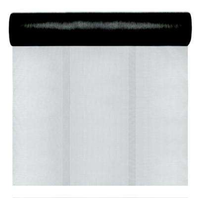 48 in. x 1,200 in. VS1 Series Charcoal Replacement Safety Screen Door Mesh Bulk Roll