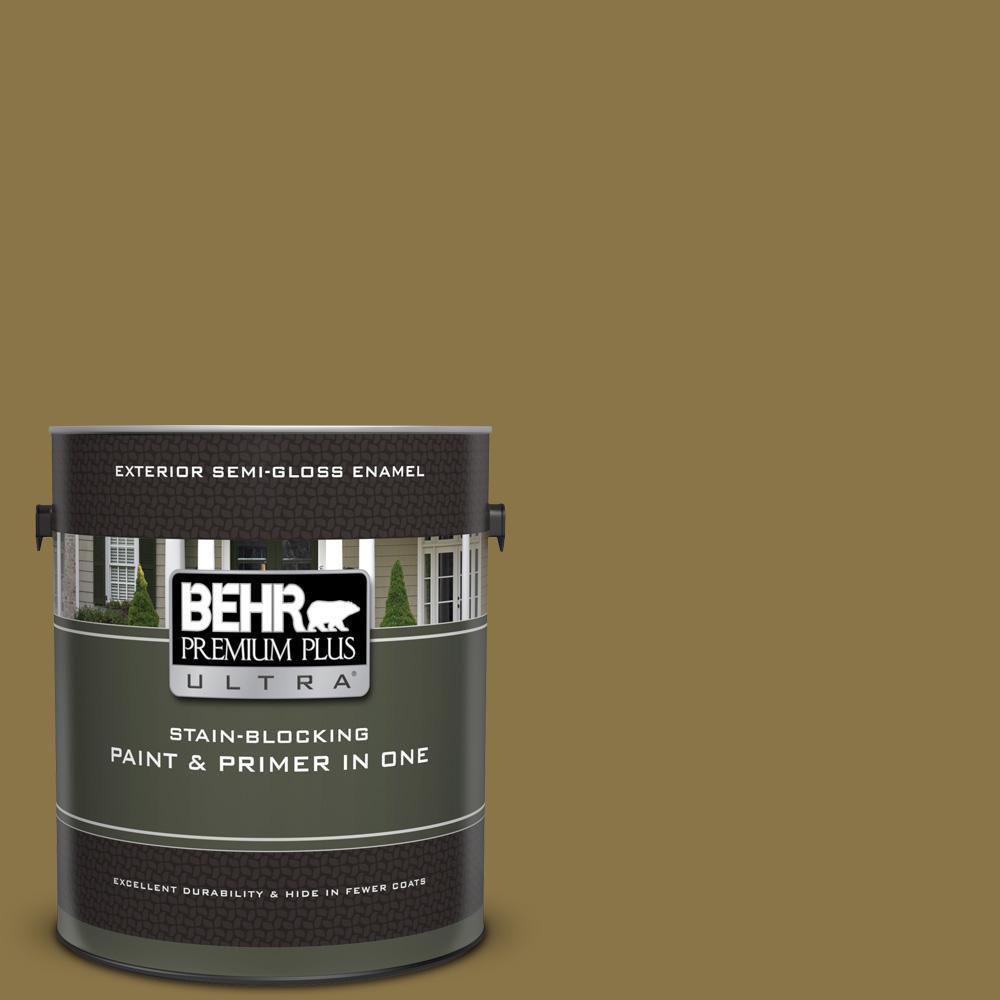 Behr Premium Plus Ultra 1 Gal Ul180 2 Eden Prairie Semi Gloss