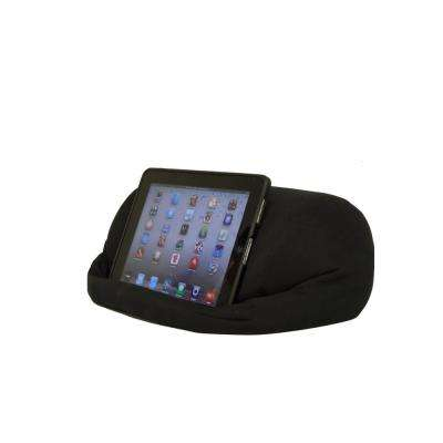 Universal Beanbag Lap Stand for Tablets, Black