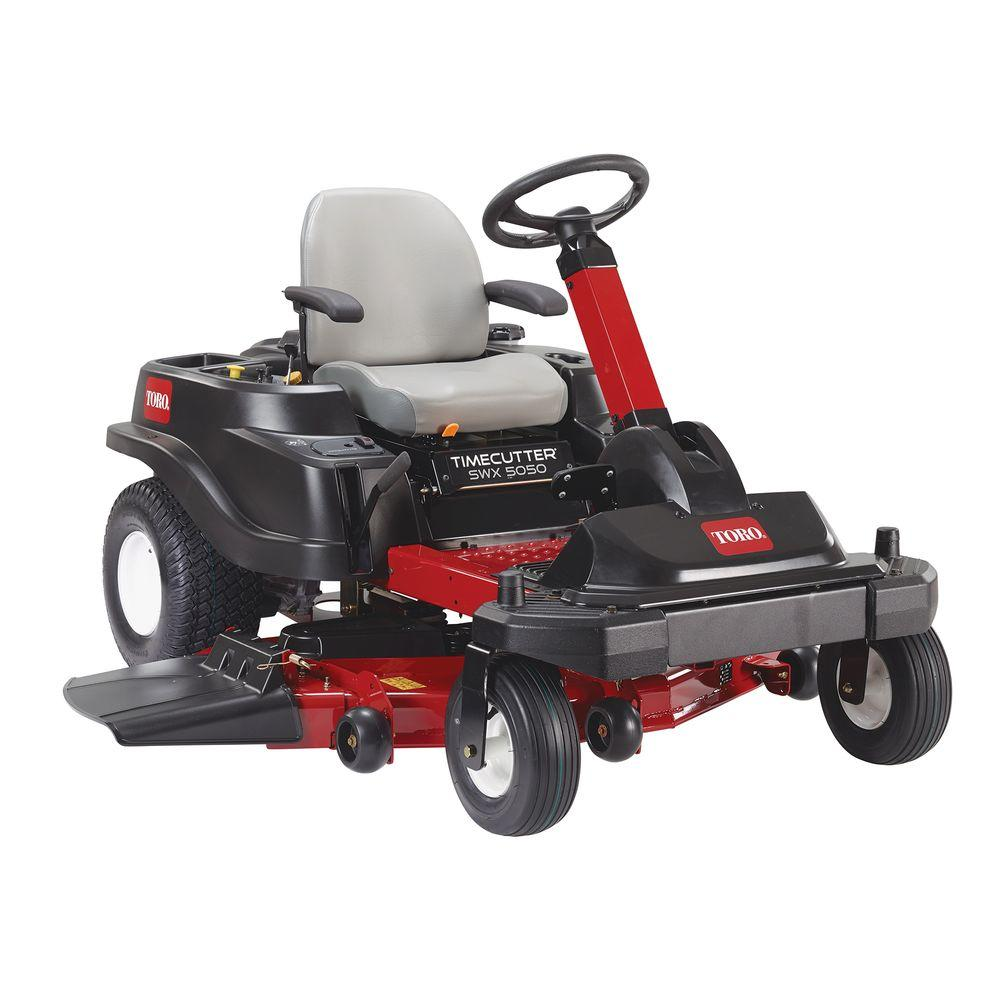 Toro TimeCutter SWX5050 50 in. Fab 22 HP Zero-Turn Riding...