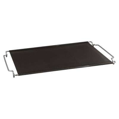 19 in. x 15-3/4 in. Adjustable Non-Stick Crisper Shelf