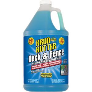 Krud Kutter 1 gal. Deck and Fence Pressure Washer Concentrate by Krud Kutter