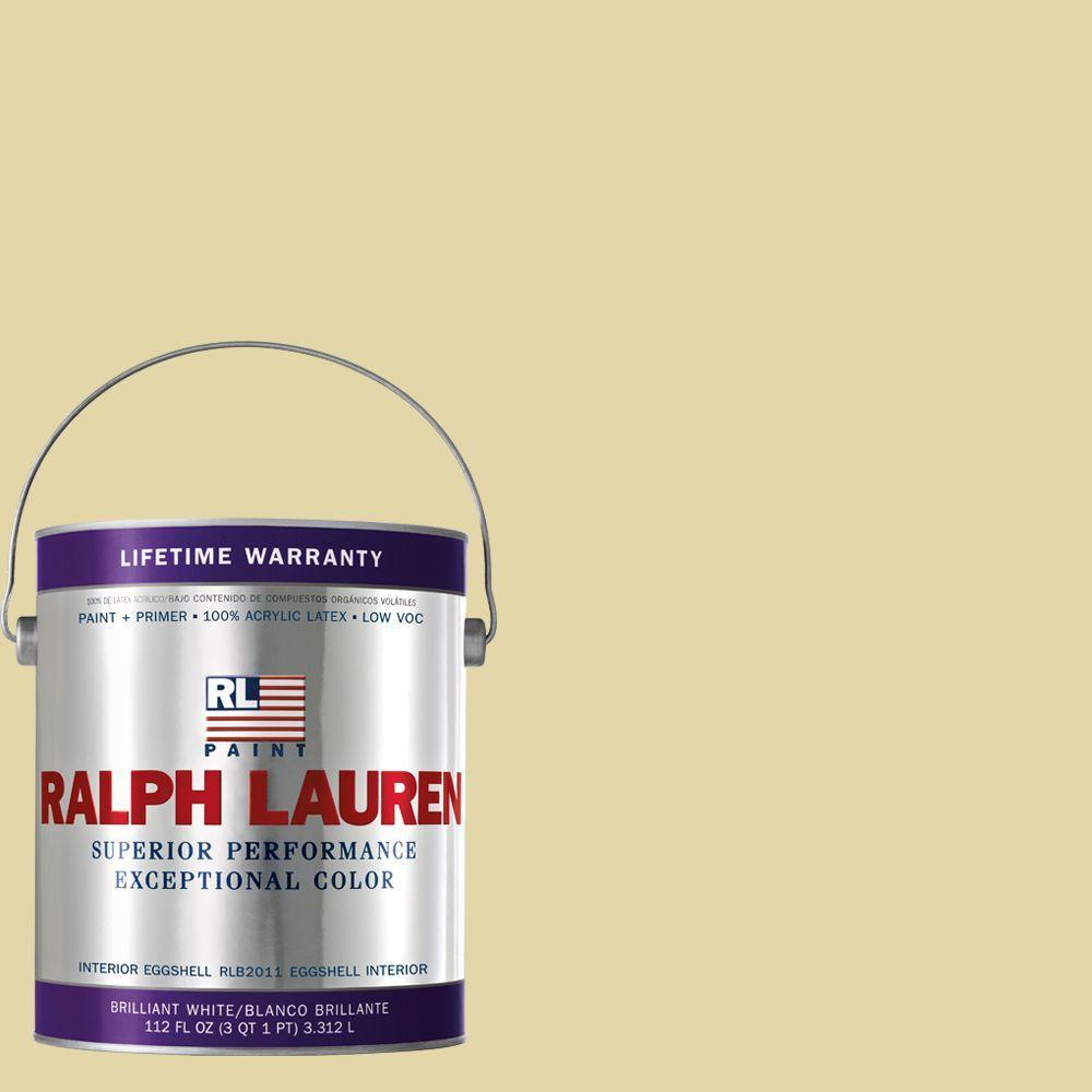 Ralph Lauren 1-gal. Soft Ocher Eggshell Interior Paint