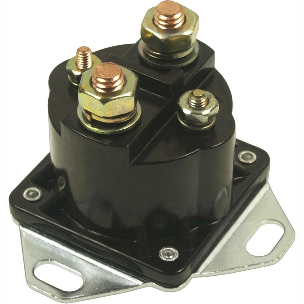 Starter Remote Solenoid for Ford Lincoln Mercury Truck Van Mustang Ranger Cougar
