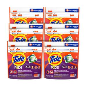 Spring Meadow Laundry Detergent Pods (20-Count) (6 -Pack)