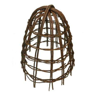 22 in. H Willow Cloche Protector