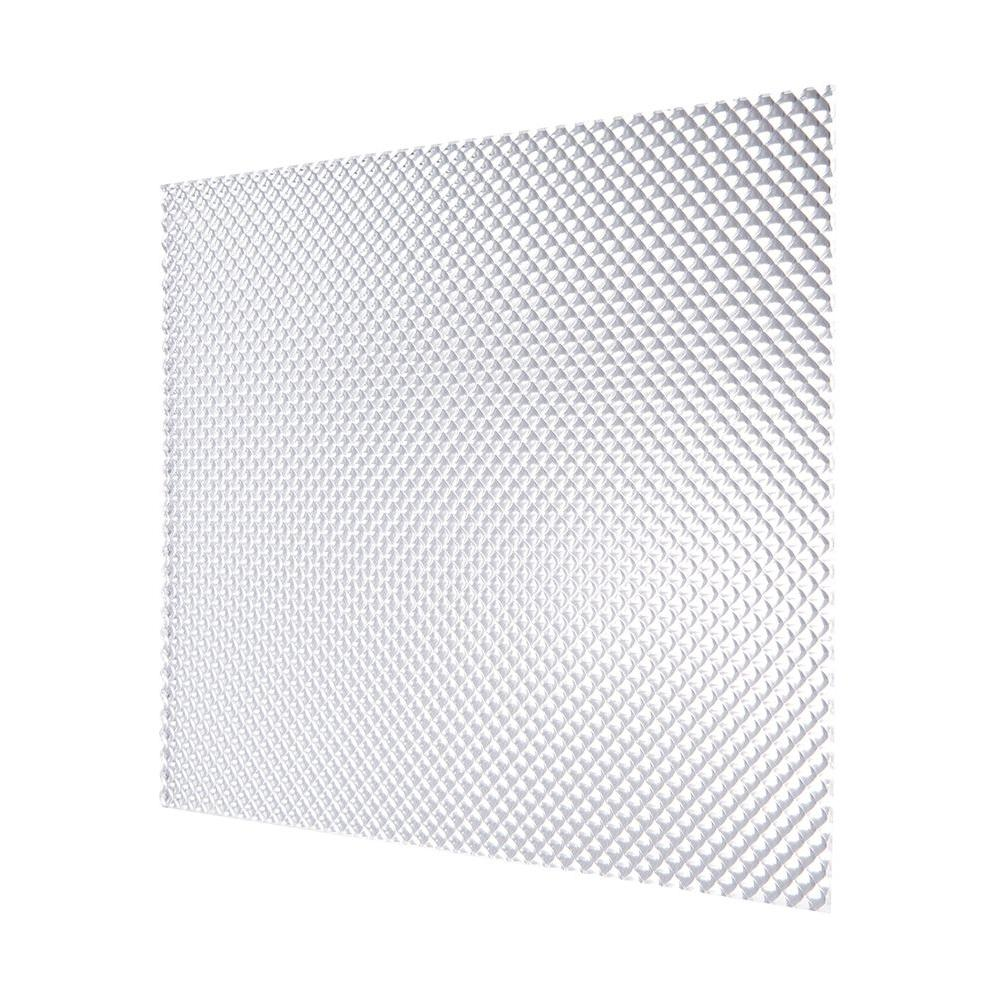 Ceiling light panels louvers ceilings the home depot acrylic clear premium prismatic lighting panel 5 dailygadgetfo Choice Image