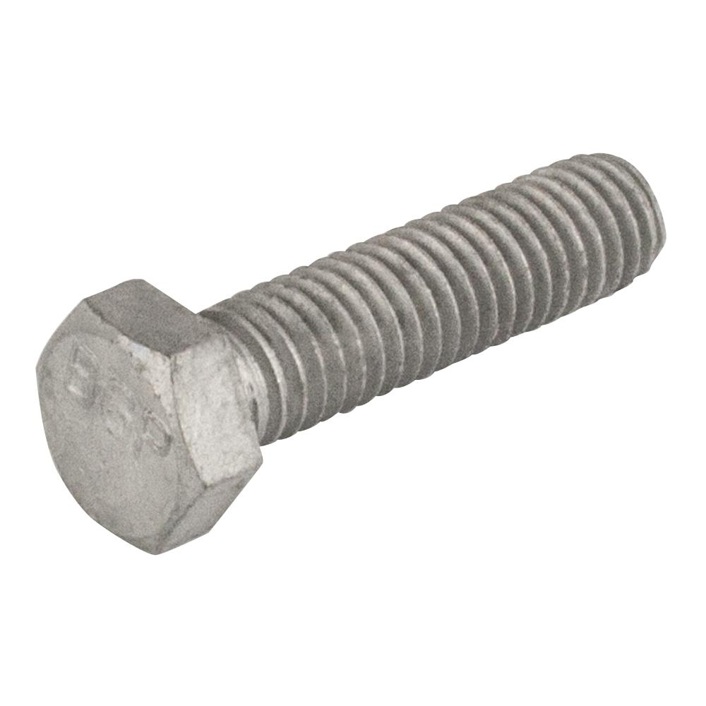 Everbilt 1/4 in. x 2 in. Galvanized Hex Bolt (15-Pack)