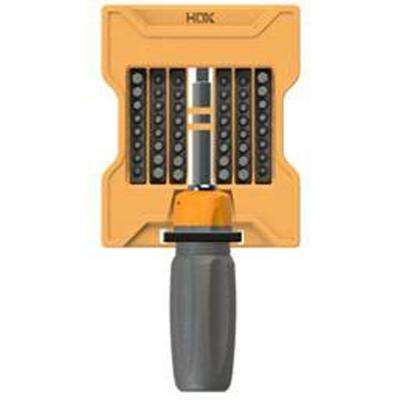 Ratcheting Screwdriver Set (49-Piece)