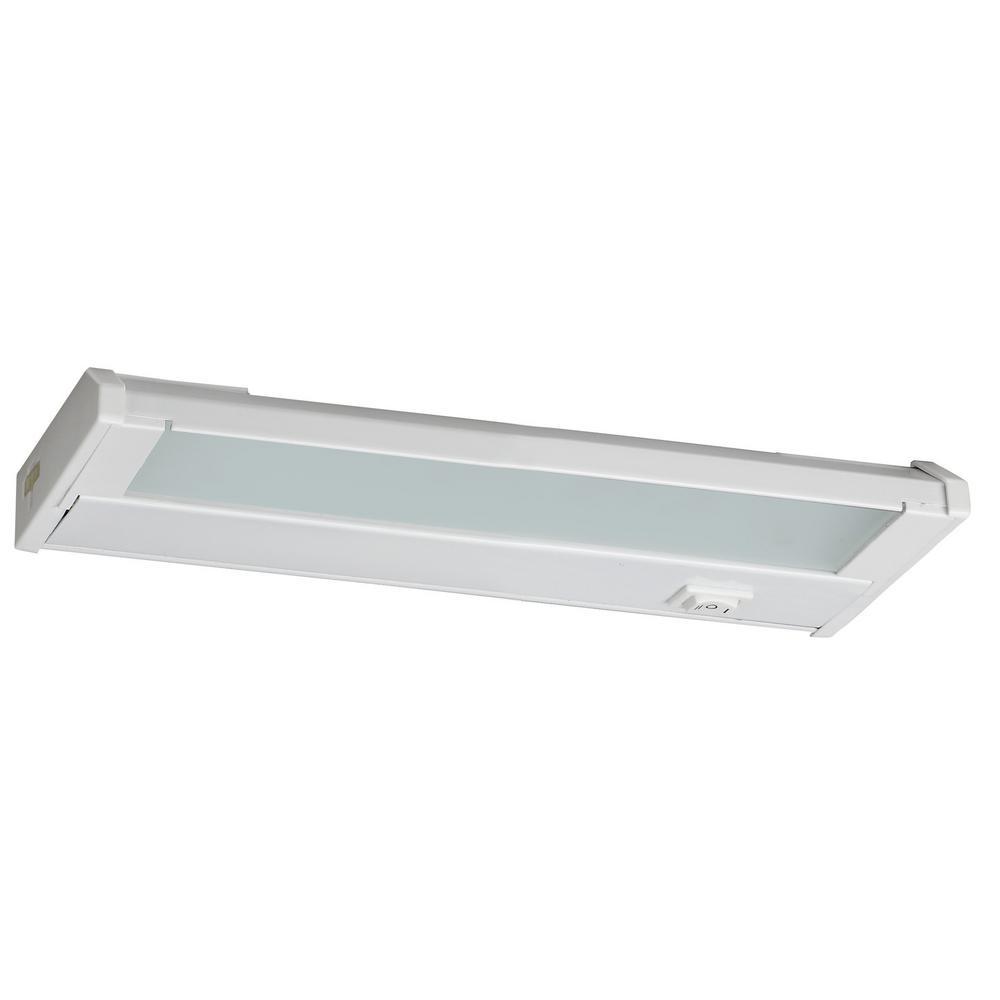 Afx Xenon Nxl 8 In White Under Cabinet Light