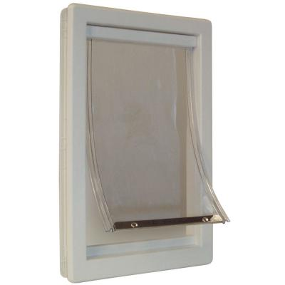 10.5 in. x 15 in. Extra Large Original Frame Dog and Pet Door
