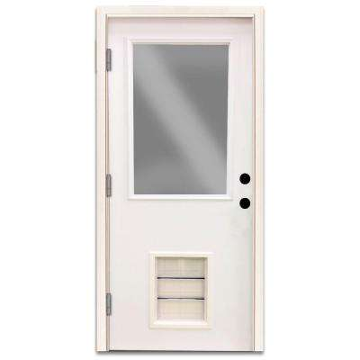 30 X 80 Right Handoutswing Front Doors Exterior Doors The