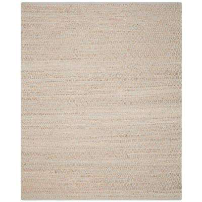Cape Cod Silver/Natural 9 ft. x 12 ft. Area Rug