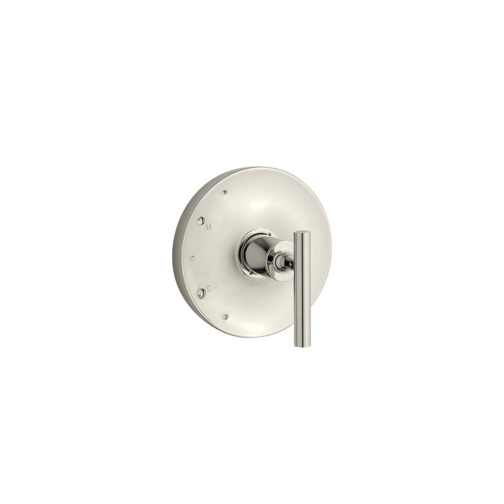 Kohler Purist Rite Temp 1 Handle Tub And Shower Faucet Trim Kit With