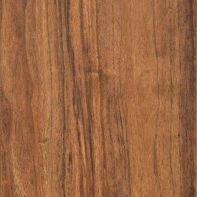 Hand Scraped Vancouver Walnut 10 mm Thick x 7-9/16 in. Wide x 47-3/4 in. Length Laminate Flooring (20.06 sq. ft. / case)