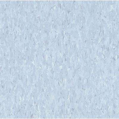 Take Home Sample - Imperial Texture VCT Lunar Blue Standard Excelon Commercial Vinyl Tile - 6 in. x 6 in.