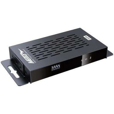 HDMI Splitter with 1 Input and 4 Outputs