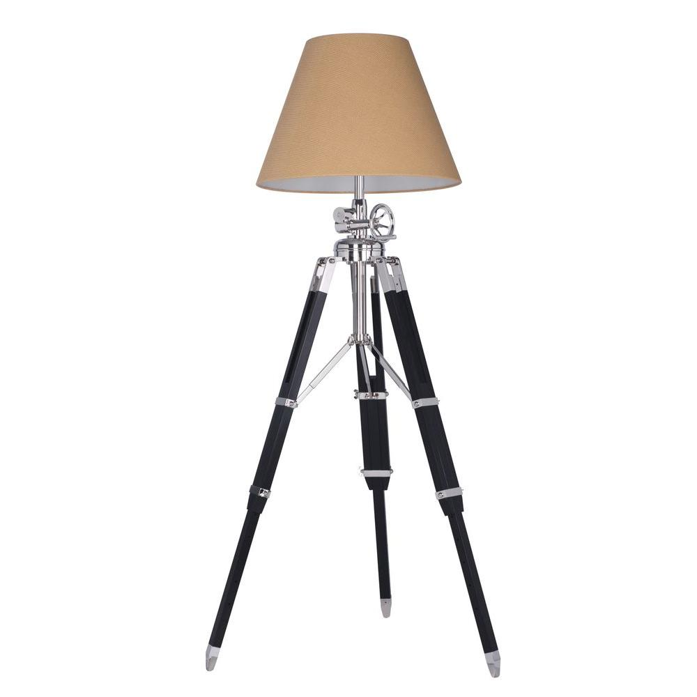 lamp tripod first inspirations lighting lamps table class wooden floor top bedside grey