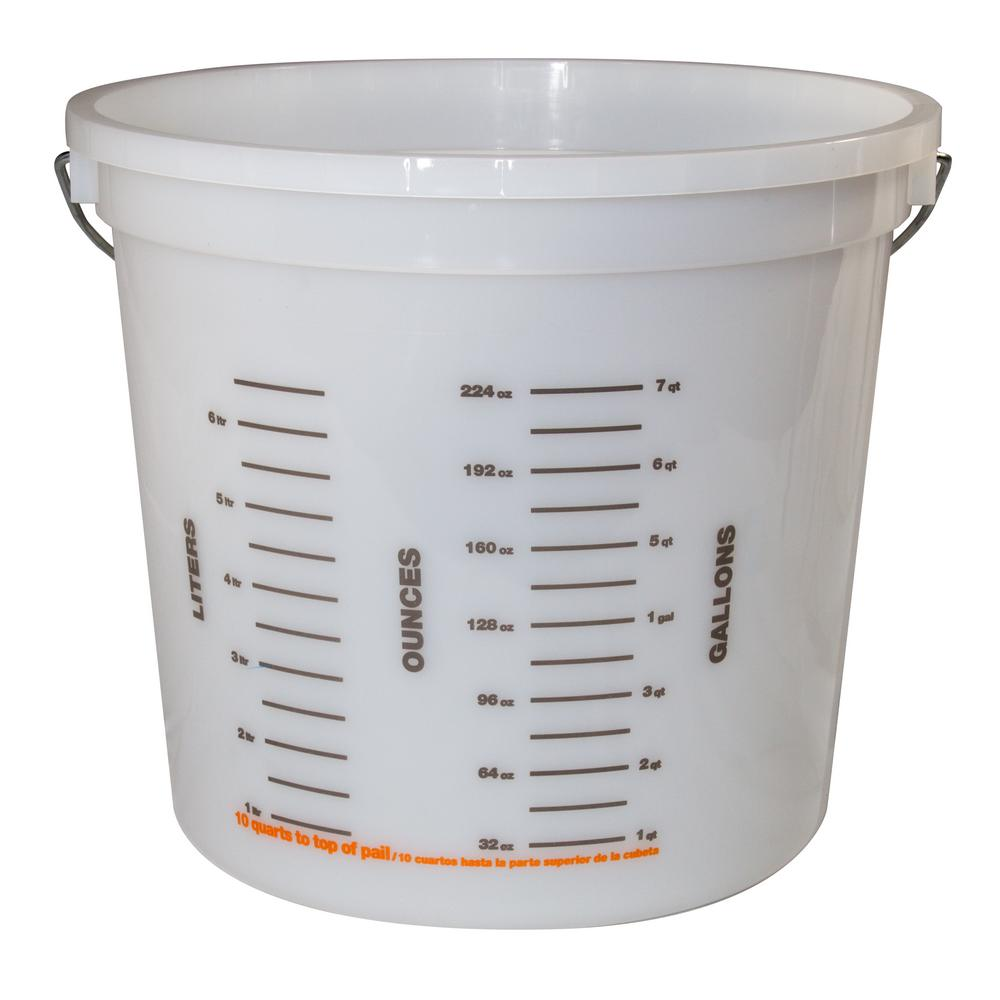 Hdx 10 Qt Mixing Bucket Rg510hd The Home Depot