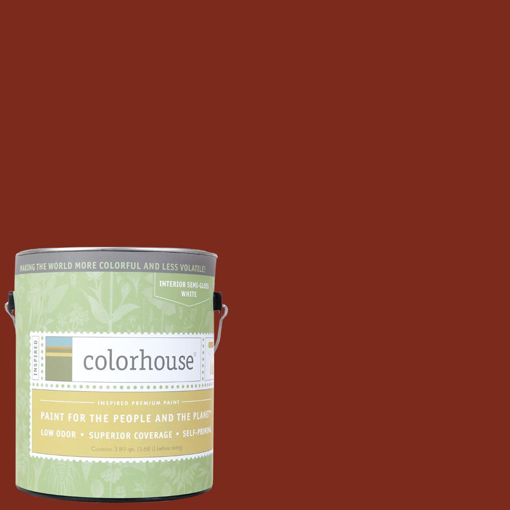 1 gal. Wood .03 Semi-Gloss Interior Paint