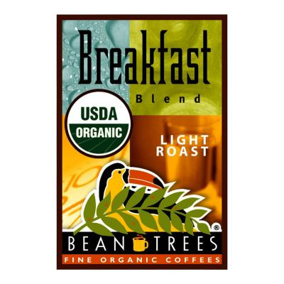 12 oz. Breakfast Blend Coffee Whole Beans (3-Bags)