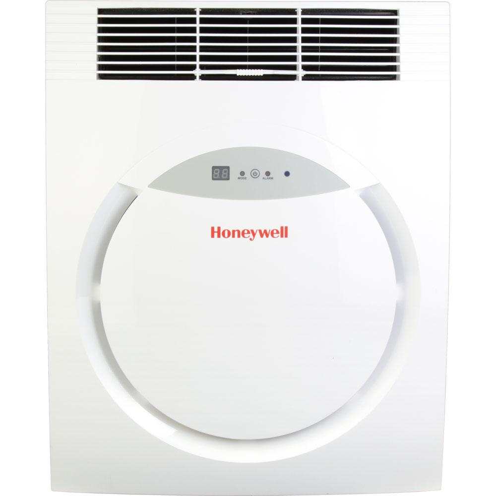 Honeywell 8,000 BTU Portable Air Conditioner with Dehumdifier and Remote Control in White