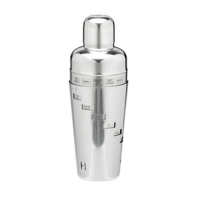 32 oz. Cocktail Shaker in Polished Stainless Steel