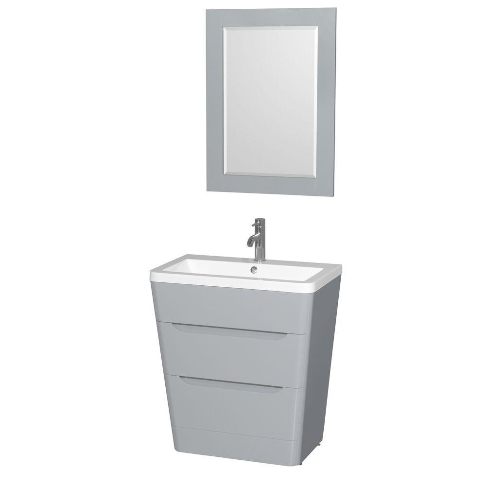 24 30 inch bathroom vanities | Plumbing Fixtures | Compare Prices at ...