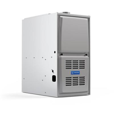Signature 110,000 BTU 80% AFUE Downflow Multi-Speed Natural Gas Furnace with 21 in. Cabinet