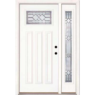unfinished front doorUnfinished  51 x 82  Front Doors  Exterior Doors  The Home Depot