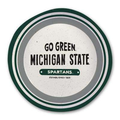 Michigan State 13.5 in. Serving Bowl