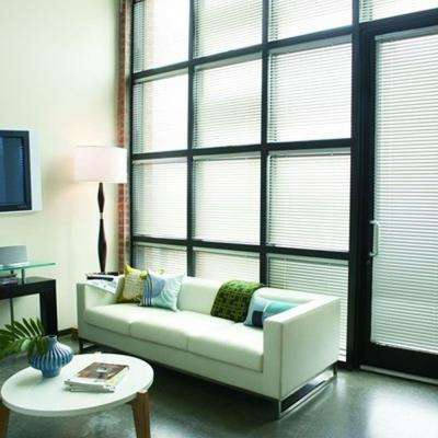 Mark One 1-3/8 in. Aluminum Mini Blind