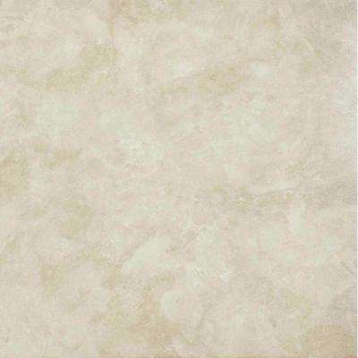 Nexus Natural 12 in. x 12 in. Peel and Stick Carrera Marble Vinyl Tile (20 sq. ft./case)