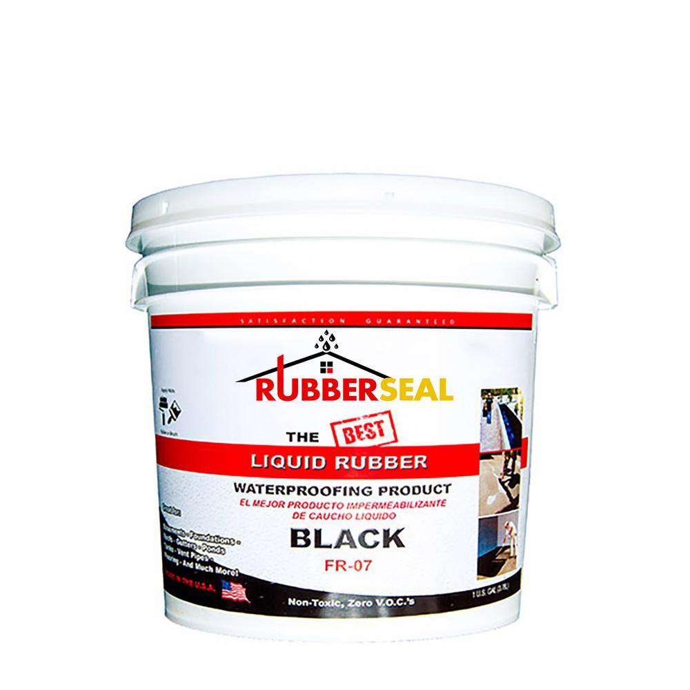 Rubberseal 1 Gal. Black Liquid Rubber