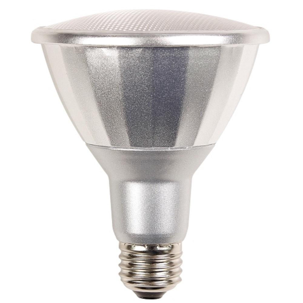 50-Watt Equivalent 10-Watt PAR30L Long Neck Dimmable LED Warm White 2700K Light Bulb 80958
