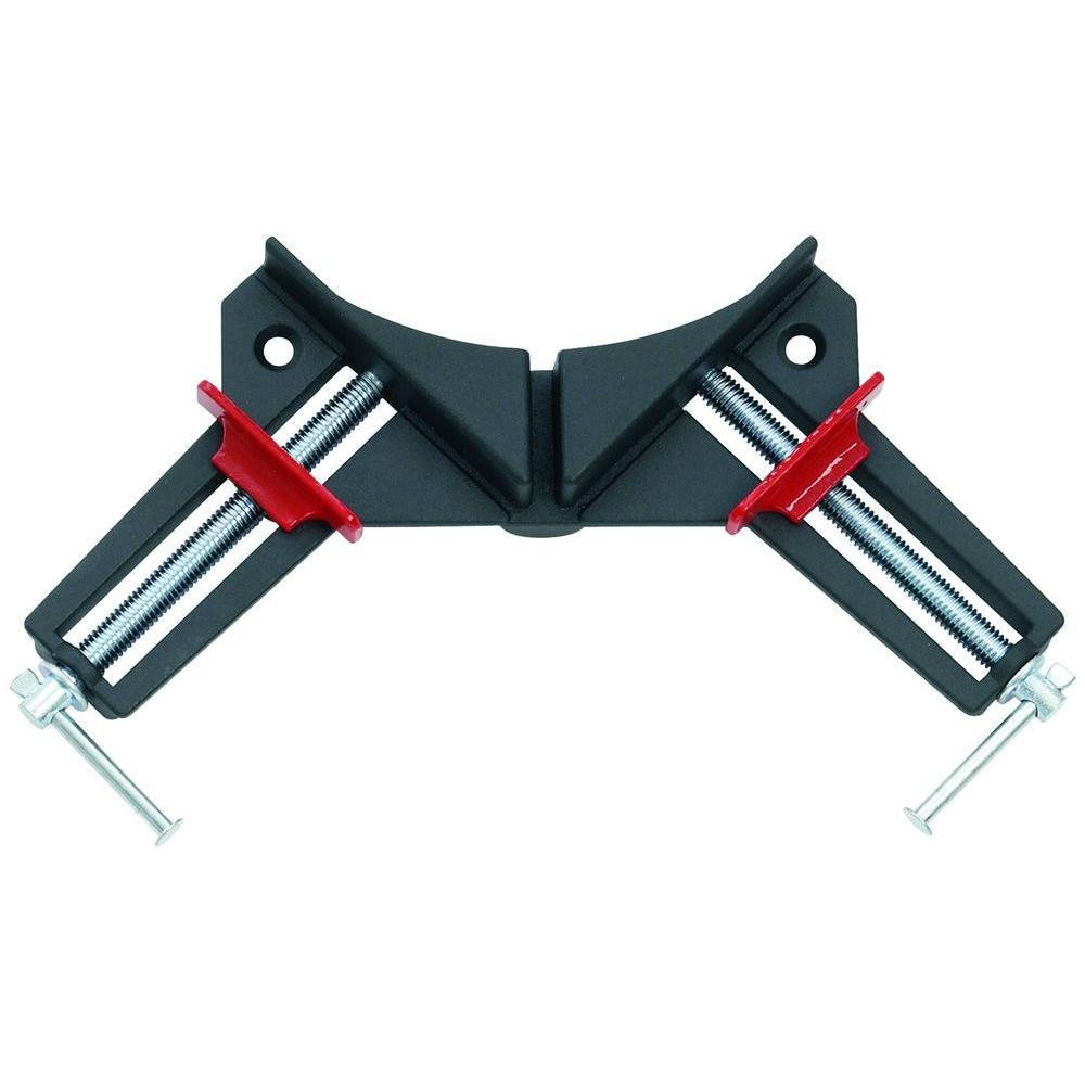 Bessey 90 Degree Corner Clamp Ws 1 The Home Depot