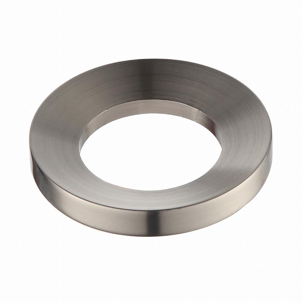KRAUS Mounting Ring in Satin Nickel