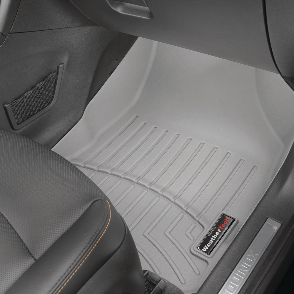 Weathertech Grey Front Floorliner Ford F