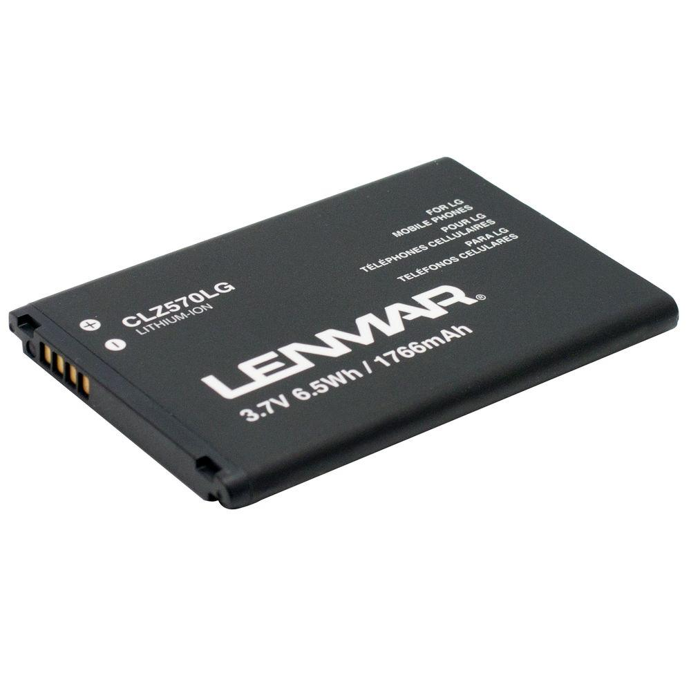 Lenmar Lithium Ion 1766mAh/3.7-Volt Mobile Phone Replacement Battery