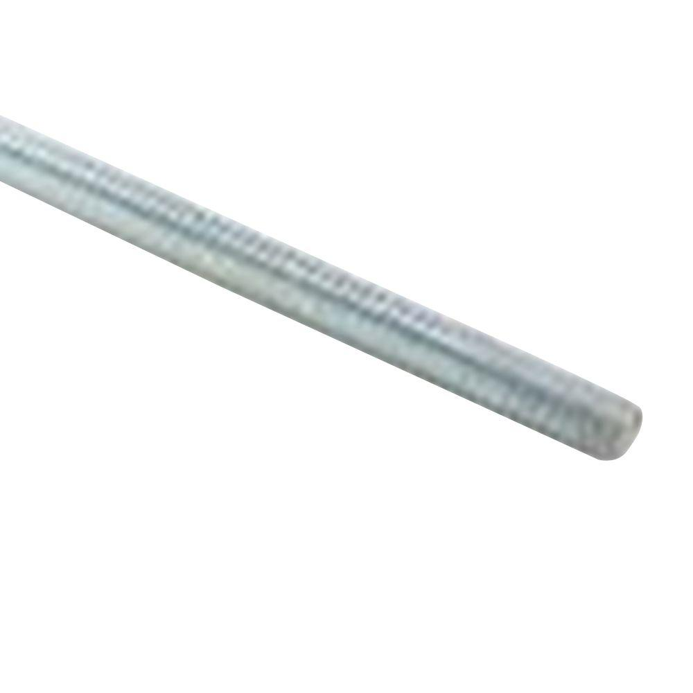 Superstrut 1/4 in. x 10 ft. Threaded Electrical Support Rod