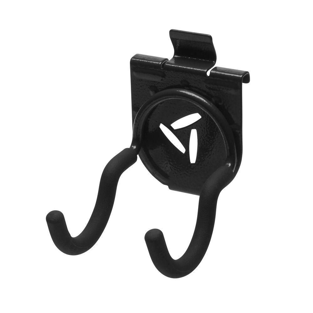 Scoop 25 lb. Steel Garage Hook for GearTrack or GearWall