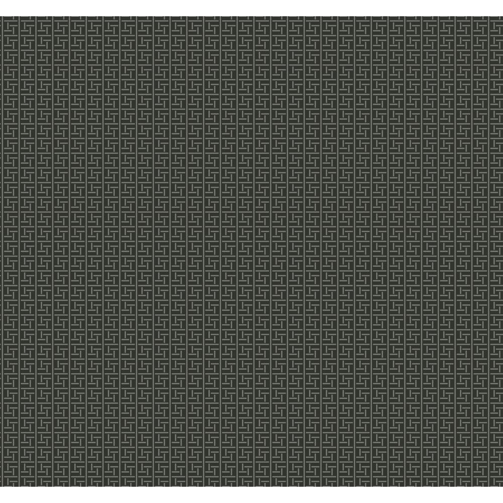 60.75 sq. ft. Oriental Filigree Wallpaper