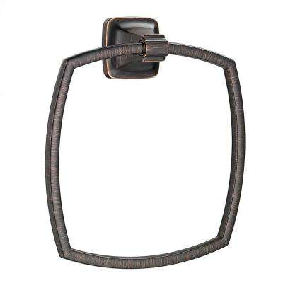 Townsend Towel Ring in Legacy Bronze