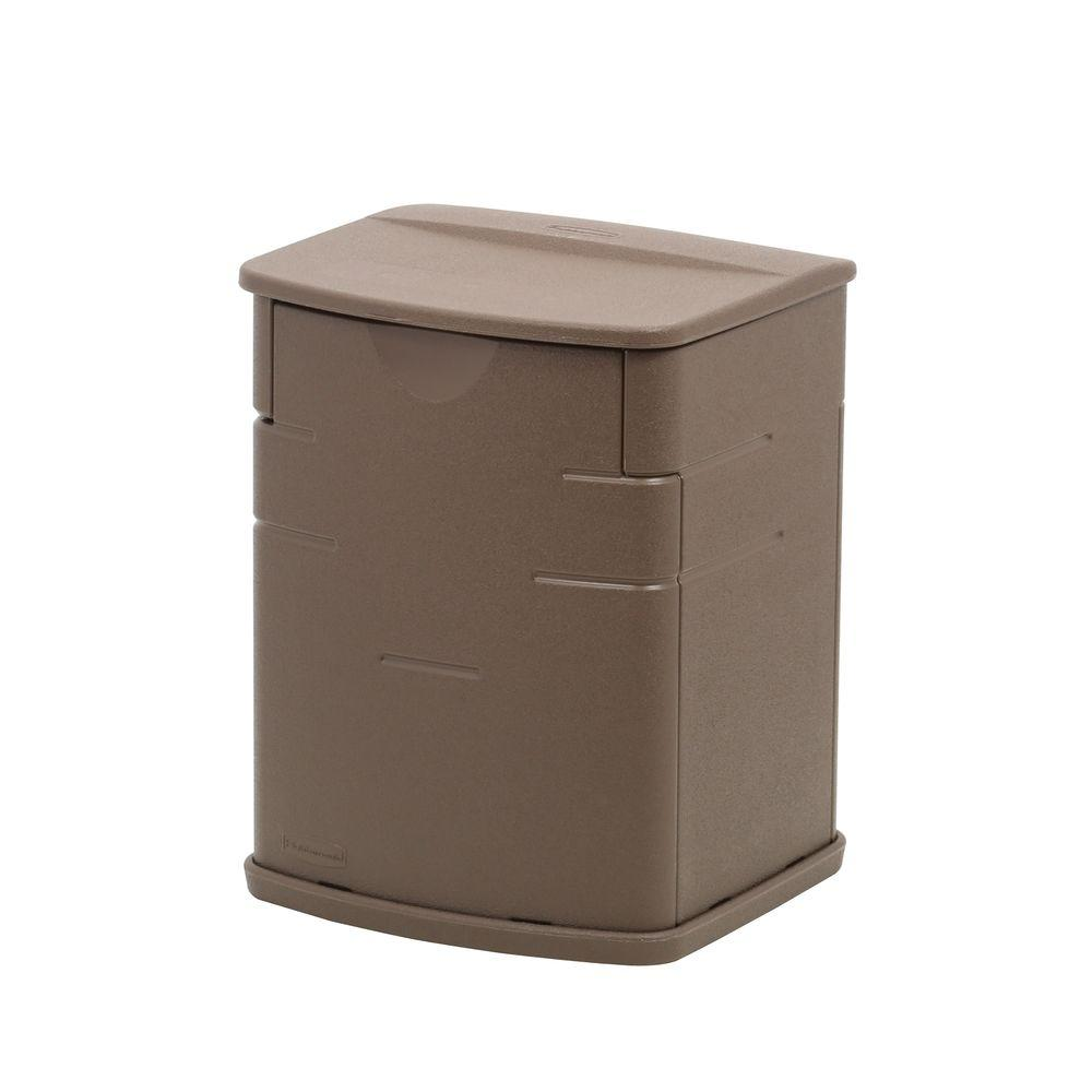 Rubbermaid 19 Gal. Resin Deck Box