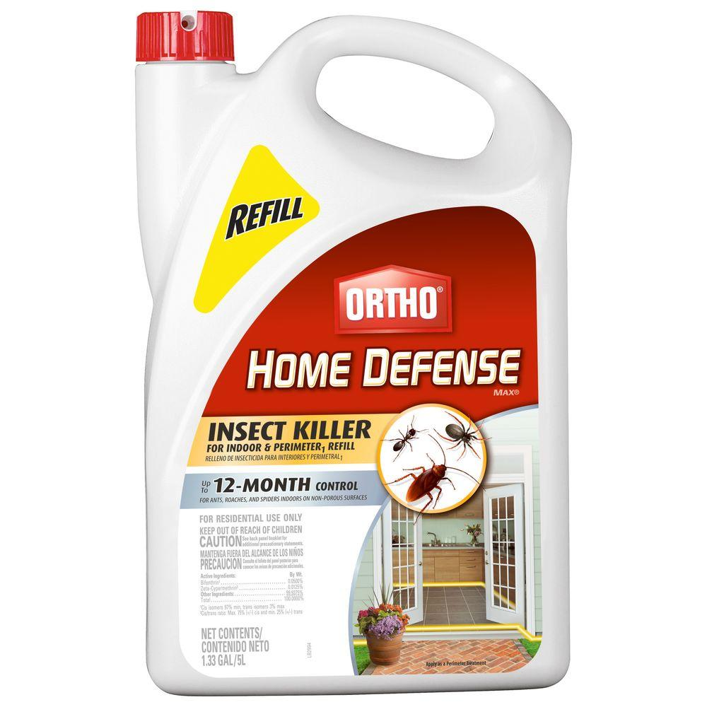 Ortho Home Defense Max 1.33 Gal. Insect Killer Refill