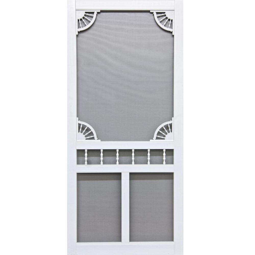 Screen Tight 36 in. x 80 in. Riverside Screen Door