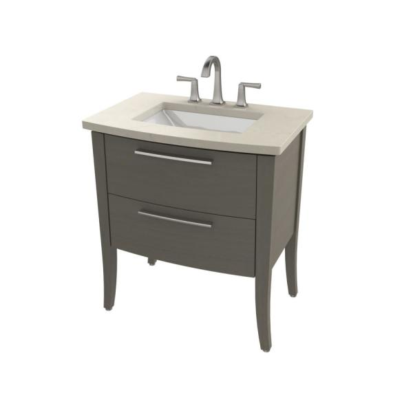 Townsend 30 In Bath Vanity Cabinet