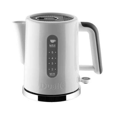 Studio White/Grey Electric Kettle
