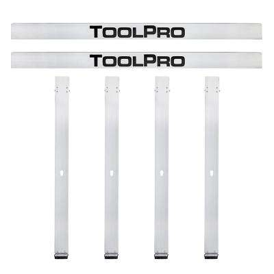 30 in. Extension Legs for TP88050, set of 4-legs and 2 -tep bars